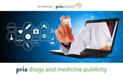 AC HELCOR – Conferinta PRIA Drugs and Medicine Publicity